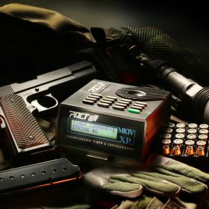 MKIV XP Shooting Timer and Chronograph